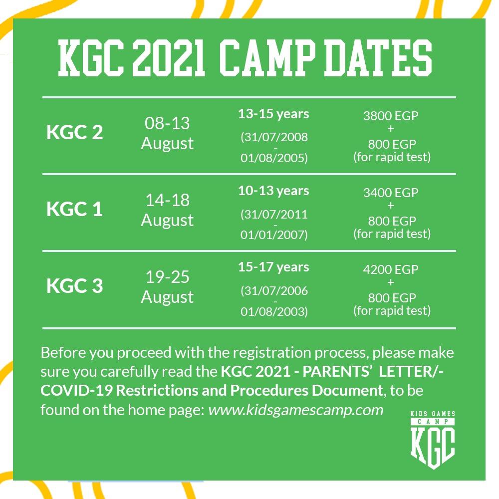 KGC Camps